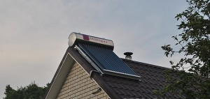 солнечный водонагреватель в Саратове